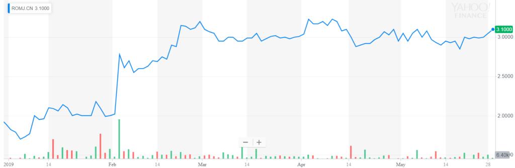 Rubicon Stock