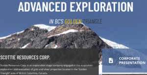 Scottie Resources, SCOT.V, Golden Triangle, junior mining, equity guru, small-cap, mining