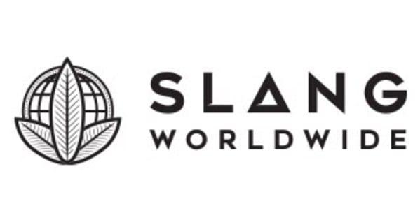 SLANG WORLDWIDE-SLANG Worldwide Expands Leading Cannabis Brand P