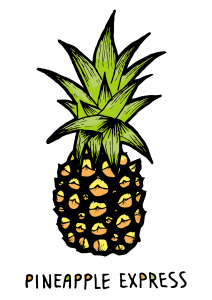 Pineapple Express Delivery