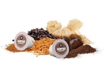 NEXE Launches XOMA Superfoods Mushroom Coffee (CNW Group/Nexe Innovations Inc.)